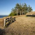 Battery Revere at Fort Flagler State Park.- Fort Flagler State Park