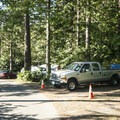 Fort Flagler State Park upper campground.- Fort Flagler State Park Campground