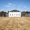 Counting House at Fort Vancouver.- Fort Vancouver National Historic Site