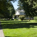Officer's Row National Historic District.- Vancouver National Historic Reserve + Officer's Row National Historic District