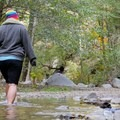 Bring water shoes or sandals for the hike to the hot springs.- Sykes Hot Springs