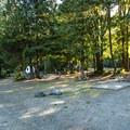 Potlatch State Park Campground North Loop.- Potlatch State Park Campground