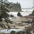 Ruby Beach.- Olympic National Park