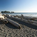 Rialto Beach just north of La Push.- Olympic National Park