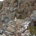 Bishop Pass Trail.- South Lake, Bishop Pass Trail