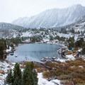 Long Lake. - South Lake, Bishop Pass Trail