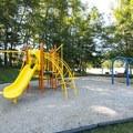 Playground at Alder Lake Park.- Alder Lake Park