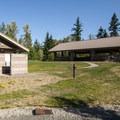 Alder Park Group Camp.- Alder Lake Park Campground