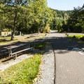 Rocky Point Campground.- Alder Lake, Rocky Point Campground