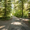 Big Creek Campground.- Big Creek Campground