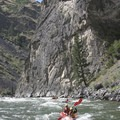 Inflatable kayaking is a great way to experience the Middle Fork of the Salmon.- Middle Fork of the Salmon River - Overview