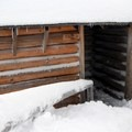 There is a nice pit toilet at the base of the lookout tower.- Warner Mountain Lookout Tower