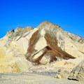 Diverse geology in Gower Gulch Loop.- Gower Gulch Loop