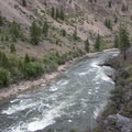 Tappan I rapid at high water.- Middle Fork of the Salmon River - Day 4