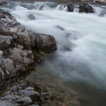 Tappan Falls morning blur.- Middle Fork of the Salmon River - Day 4