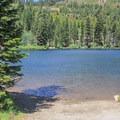 Motorized boats are prohibited on Packer Lake.- Packer Lake Day Use Area