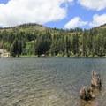 Packer Lake.- Packer Lake Day Use Area