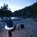 Coffee's on!- Middle Fork of the Salmon River Trail – Day 4