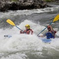 Kayaking is a great way to experience this moderate river.- Rogue River: Grave Creek to Foster Bar