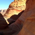 The Wave, North Coyote Buttes Wilderness Area.- The Wave