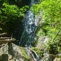 You'll hear Explorer Falls before you see them.- Explorer Falls