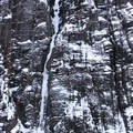 Outside of Ouray, the Camp Bird Road area contains a bounty of beautiful, natural climbs.- Ouray Ice Park