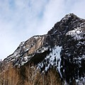Ouray is set within the stunning San Juan mountain range.- Ouray Ice Park