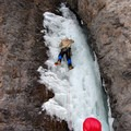 Those looking for extra challenges can venture into the hills to climb natural ice.- Ouray Ice Park