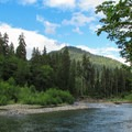 Boardman Creek Group Campground is situated on the banks of the South Fork of the Stillaguamish River.- Boardman Creek Group Campground