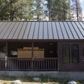 Backpacker's can pick up overnight permits at the Tuolumne Meadows Wilderness Center- Tuolumne Meadows