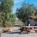 All the basics covered.- Panamint Springs Campground