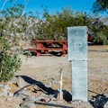 Full hook-up RV sites.- Panamint Springs Campground