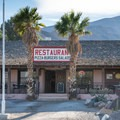 Panamint Springs Resort just across the street.- Panamint Springs Campground