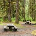 Hemple Creek Day Use Area.- Hemple Creek Day Use Area
