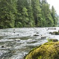 Stillaguamish River at Hemple Creek Day Use Area.- Hemple Creek Day Use Area