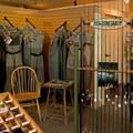 Sun Mountain Lodge flyshop.- Sun Mountain Lodge