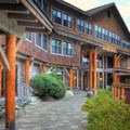 Sun Mountain Lodge.- Sun Mountain Lodge