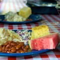 Cowboy Dinner at the Patterson Lake Cabins.- Patterson Lake Cabins