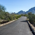 Each loop of the campground is widely separated from the others.- Gilbert Ray Campground