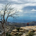Mount Lemmon Scenic Byway offers spectacular views all along its route.- Mount Lemmon Scenic Byway