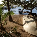 Half Moon Bay beachfront in the West End.- West End, Roatan