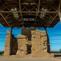 Casa Grande Ruins National Monument was the first cultural and prehistoric site to be protected by the United States government. It was set aside in 1892 by President Benjamin Harrison.- Casa Grande Ruins National Monument