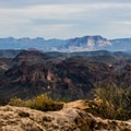 It's easy to see why this trail is one of the most popular in southern Arizona.- Peralta Canyon Trail