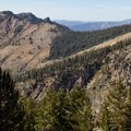 Timber Gap above Mineral King Valley- Mineral King Valley