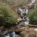 Catawba Falls.- Catawba Falls