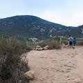 Many overlooks along the trail.- Cowles Mountain, Golfcrest Drive Trailhead