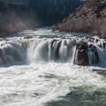 Steelhead Falls.- Steelhead Falls