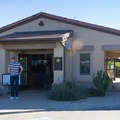 Nature Interpretive Center at the trailhead.- Dana Point Headlands Conservation Area
