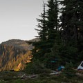 "There are no ""bad"" campsites in the area.- High Divide Loop"