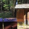 Campground facilities.- Atwell Mill Campground